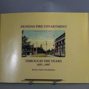Dundas Fire Department Through the Years