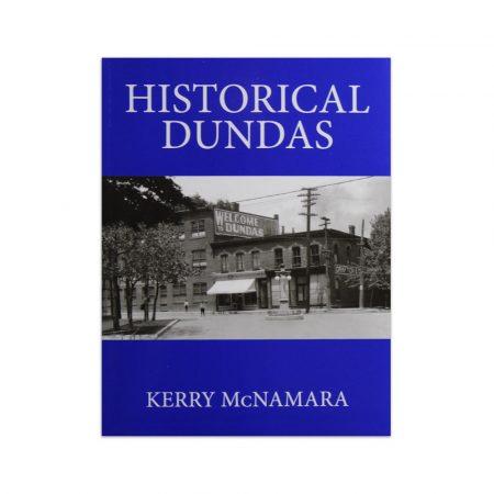 Historical Dundas Book Cover