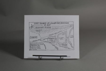 Mackenzie Route Print