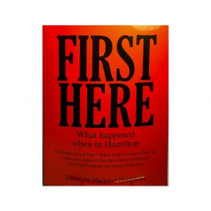 First Here Volume 1