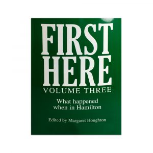 First Here Book
