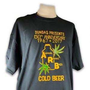 50th Annual Ravine Bash T-Shirt
