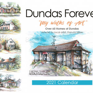 Danuta Niton 2021 Calendar Cover