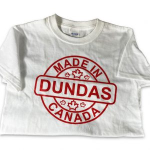 Made In Dundas Youth T-Shirt