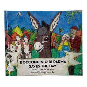 Bocconcinio Di Parma Saves the Day! Children's Book