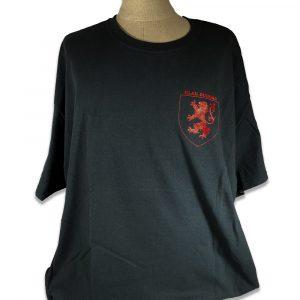 Clan Dundas T-Shirt | red and black