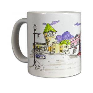 Dundas Post Office Watercolour Mugs