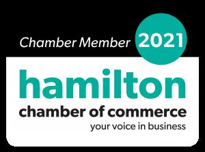 Hamilton Chamber Member Logo 2021