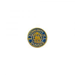 Community of Dundas Lapel Pin