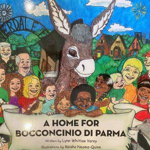 A Home for Bocconcinio Di Parma Children's Book