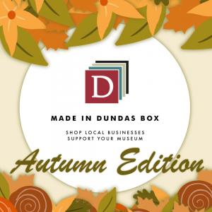 Made in Dundas Autumn Box